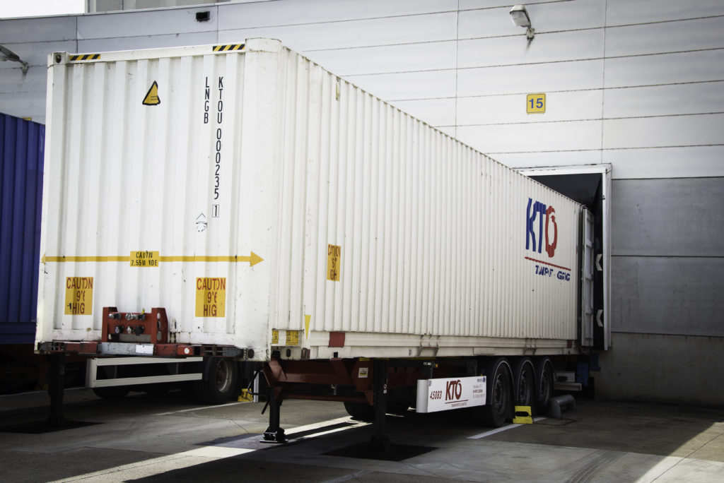 KTO container